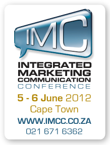 IMC Conference, Cape Town, Living Your Brand, emarketingblog